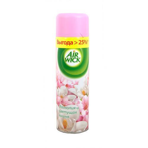 Освежитель воздуха Airwick Магнолия и цветущая вишня