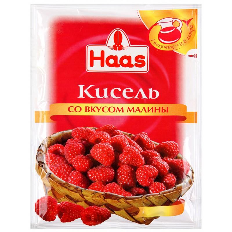 Кисель Haas Малина