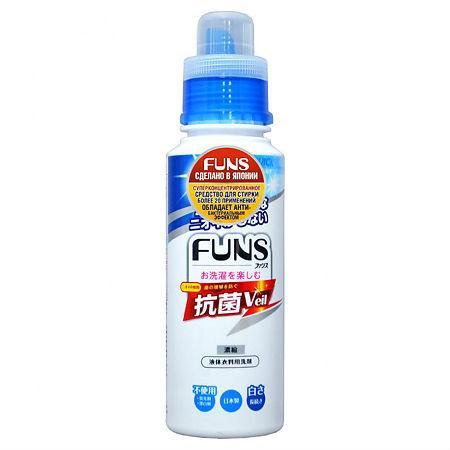 Средство для стирки белья Funs концентрированное жидкое