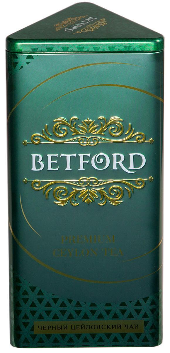 Чай Betford Фортуна черный