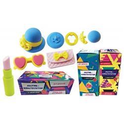 Конфета Ластик-конструктор со сладкой шипучкой и игрушкой