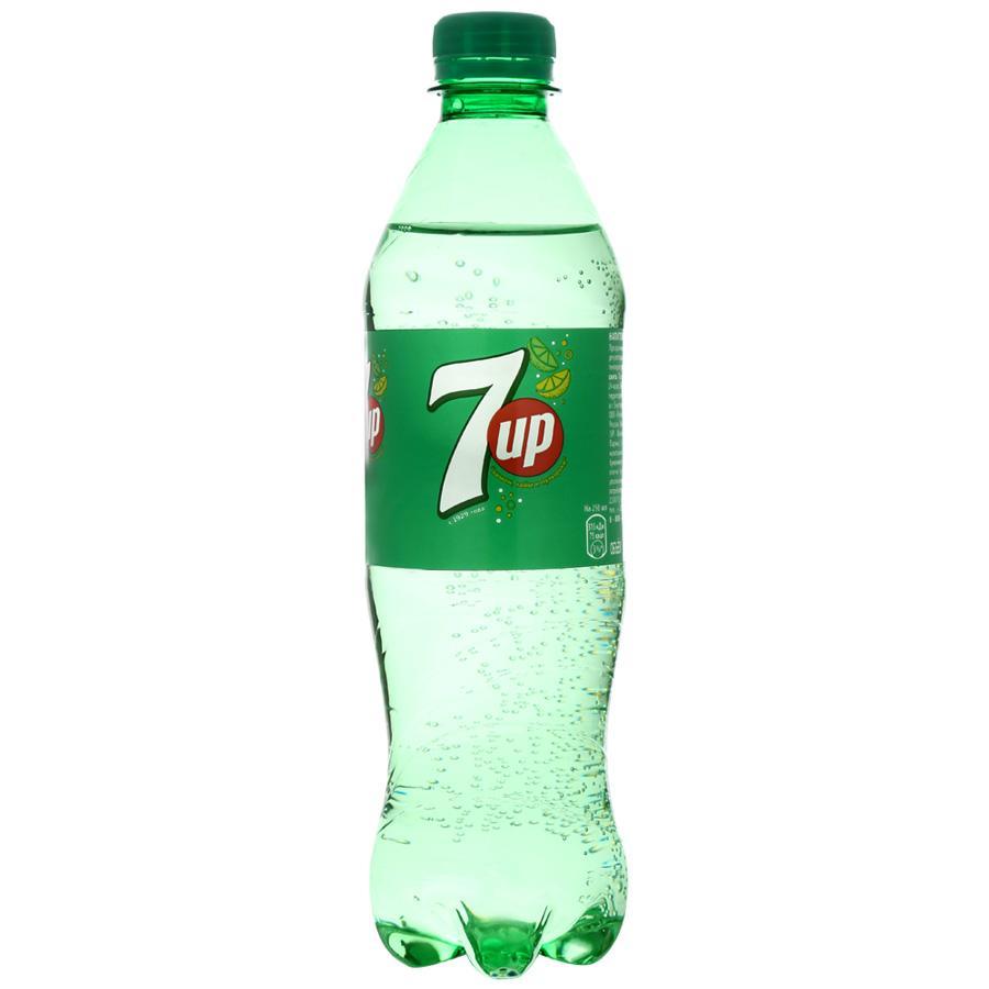 Газированный напиток 7UP