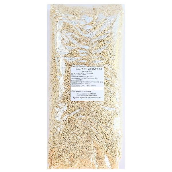 Семя кунжутное белое нежареное (2кг/уп)