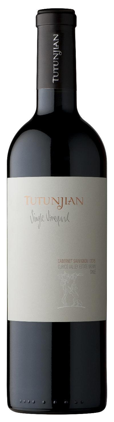 Вино Тутунжан Сингл Виньярд Каберне Совиньон, Чили