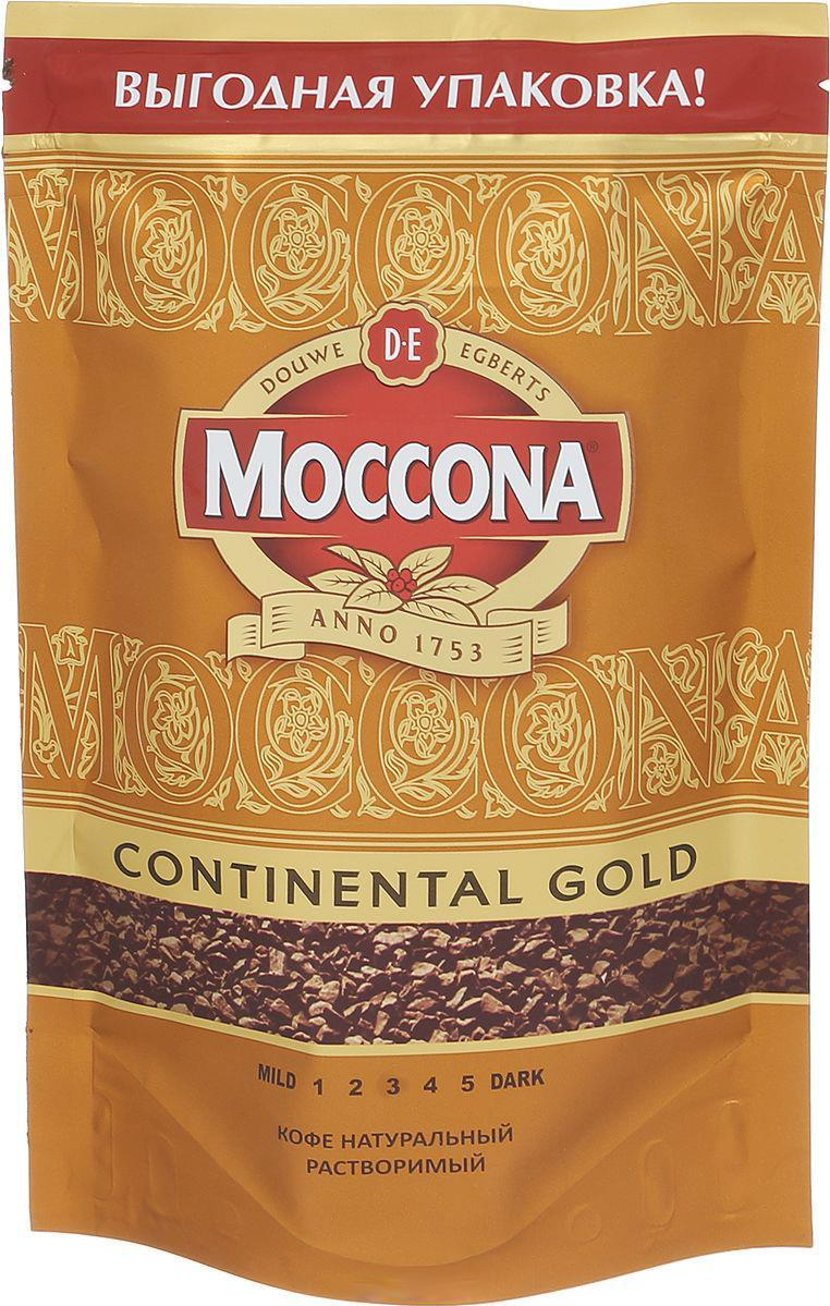 Кофе Maccona Continental Gold растворимый
