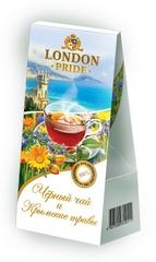 Чай London Pride Крымские травы черный листовой