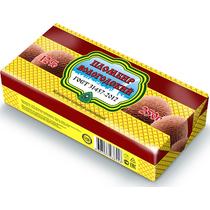 Мороженое пломбир Вологодский пломбир шоколадный 250 г