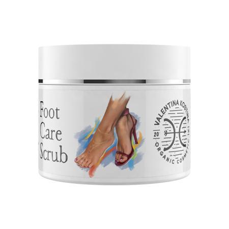 Скраб Valentina Kostina Foot care scrub Для ног