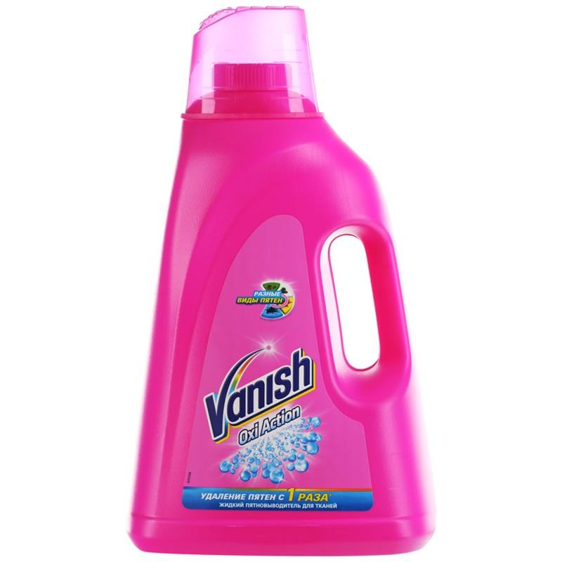 Пятновыводитель Vanish Oxi Action Для белья