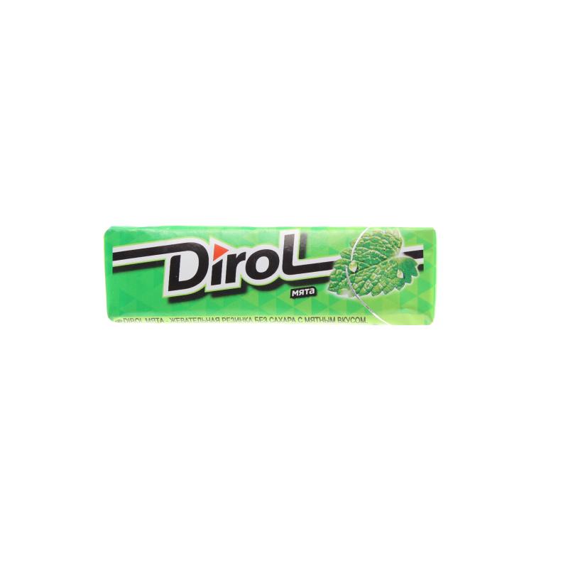 Жевательная резинка Dirol Мята