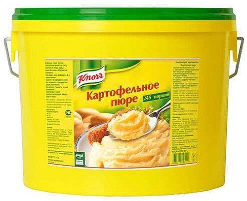 Пюре Knorr картофельное , Германия