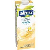 Напиток Alpro соевый ванильный 1,7%