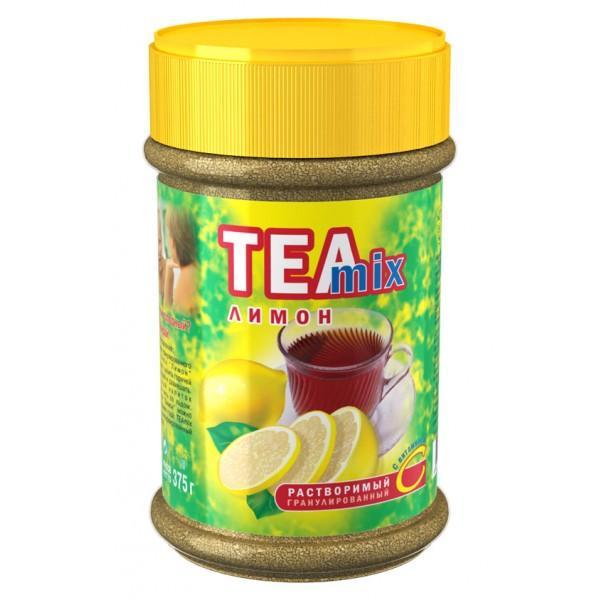 Напиток Tea mix чайный гранулированный апельсин