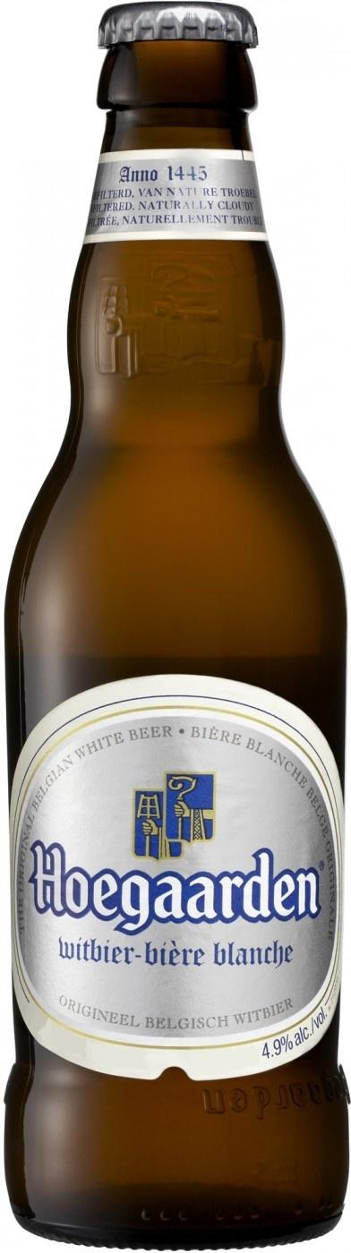 Пиво HoeGaarden White светлое нефильтрованное 4,7%