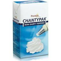 Сливки Puratos Chantypak Крем на растительных маслах 27%