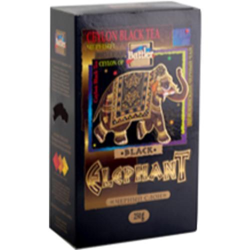 Чай черный Battler 3202 Цейлонский Черный слон