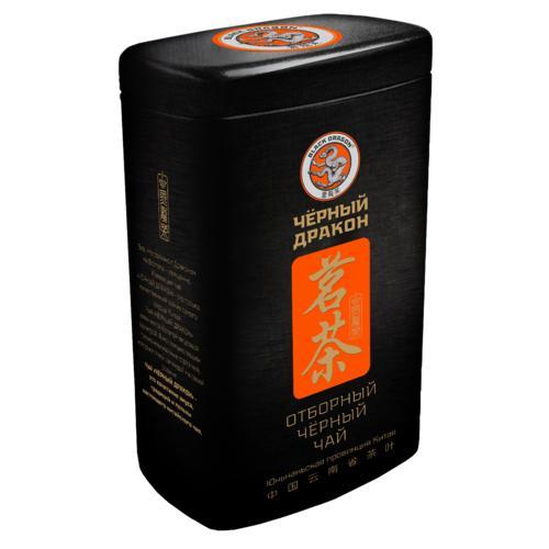 Чай черный Черный Дракон Отборный