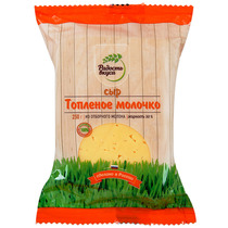 Сыр Радость вкуса Топлёное молочко