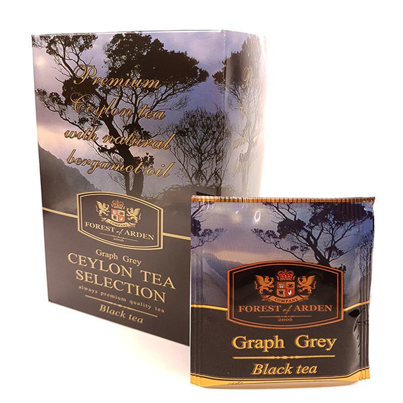 Чай Forest of Arden Граф Грей