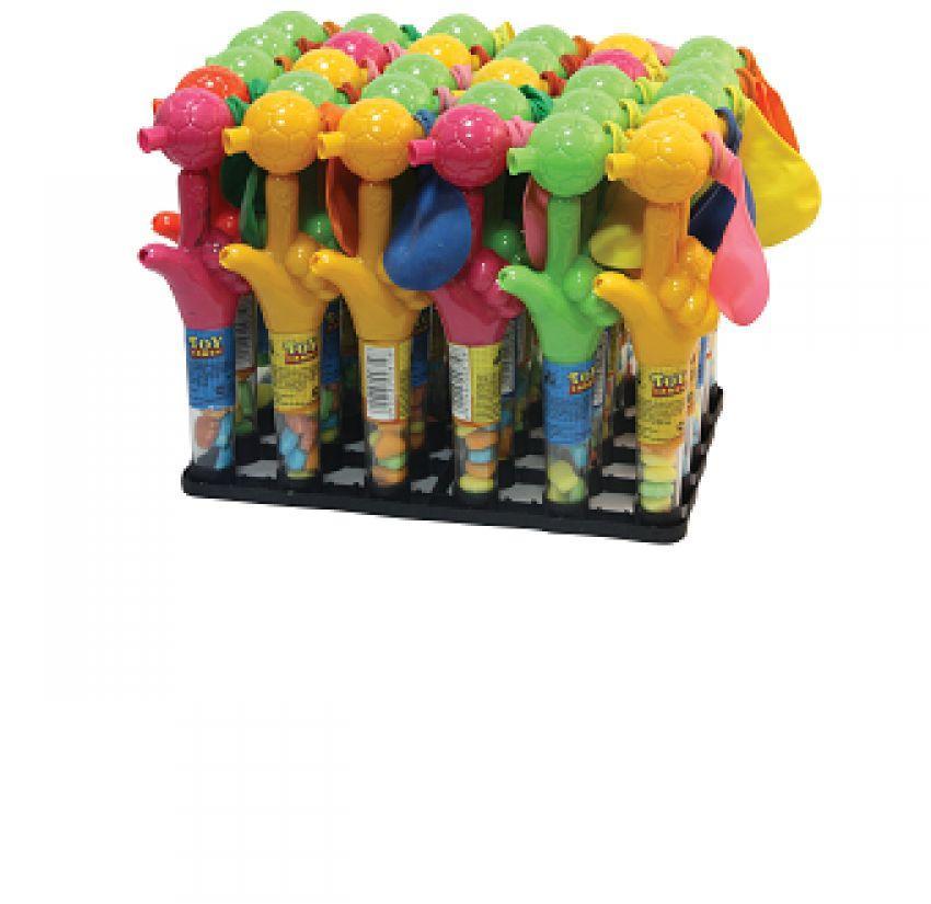 Драже Волшебный кондитер С игрушкой мышка-шарик
