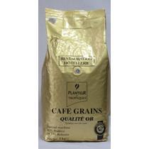 Кофе Planteur des Tropiques Grains Qualite or в зернах