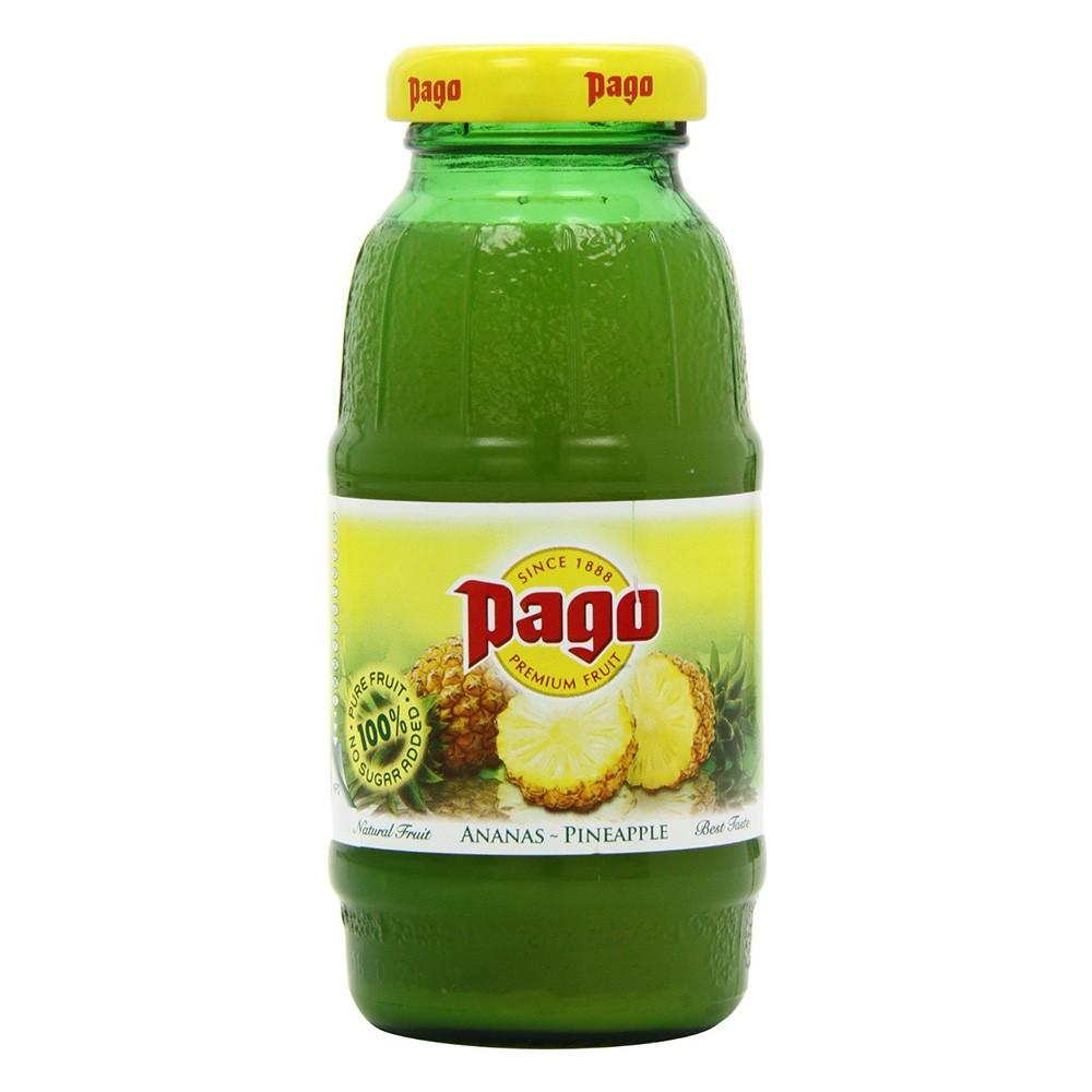 Сок Pago Pineapple