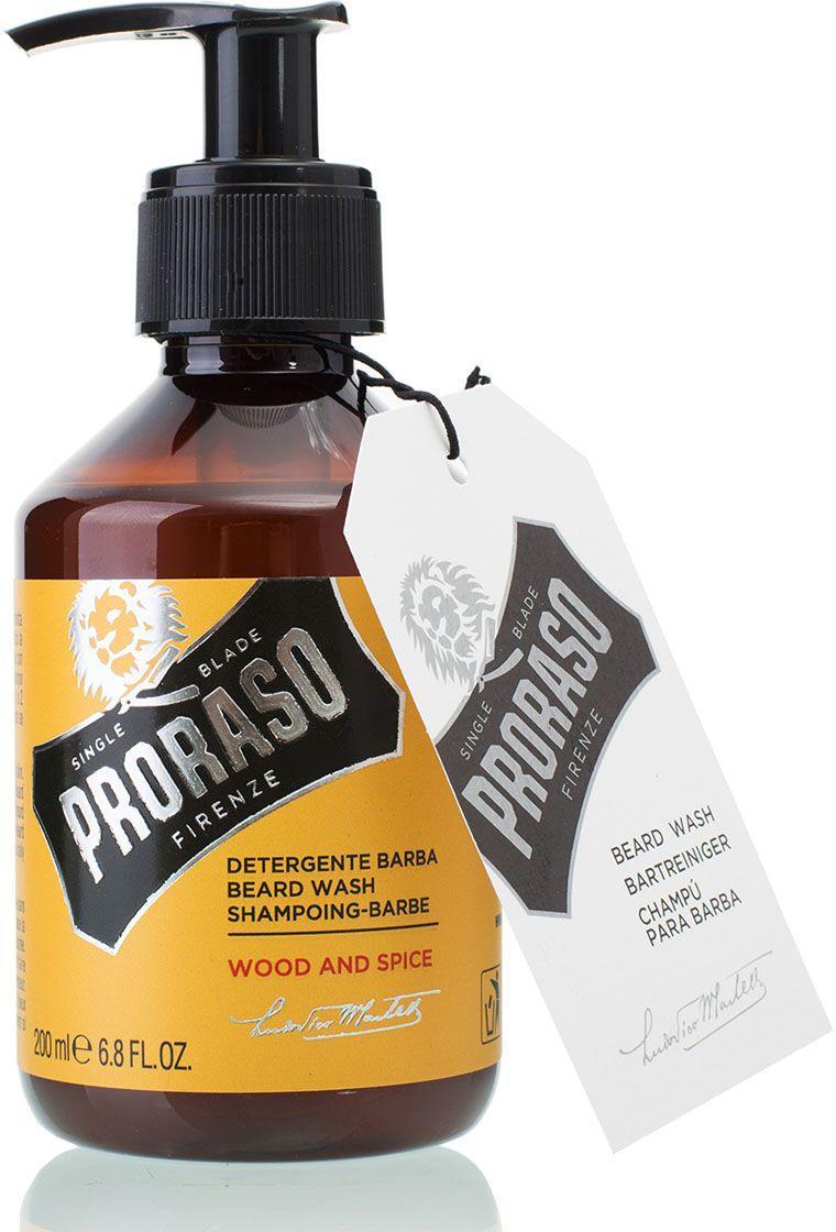 Шампунь для бороды Proraso Wood and Spice