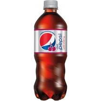 Газированный напиток Pepsi Wild Cherry  0,6 л.