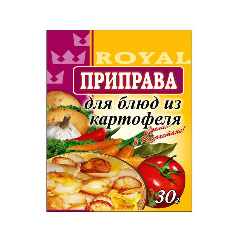 Приправа Royal Food для блюд из картофеля