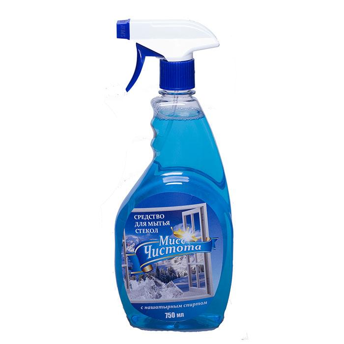 Средство для мытья стекол Мисс Чистота Кристалл