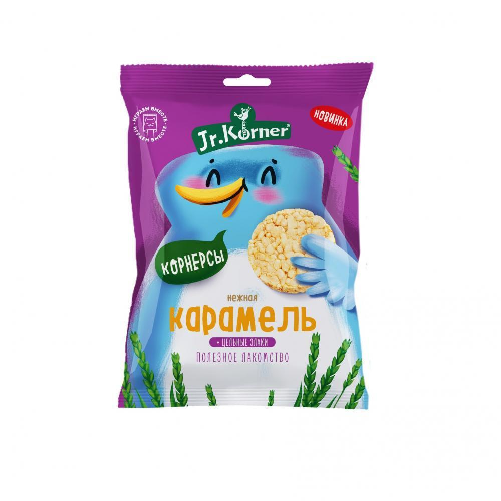 Мини-хлебцы Dr. Korner Рисовые карамельные хрустящие