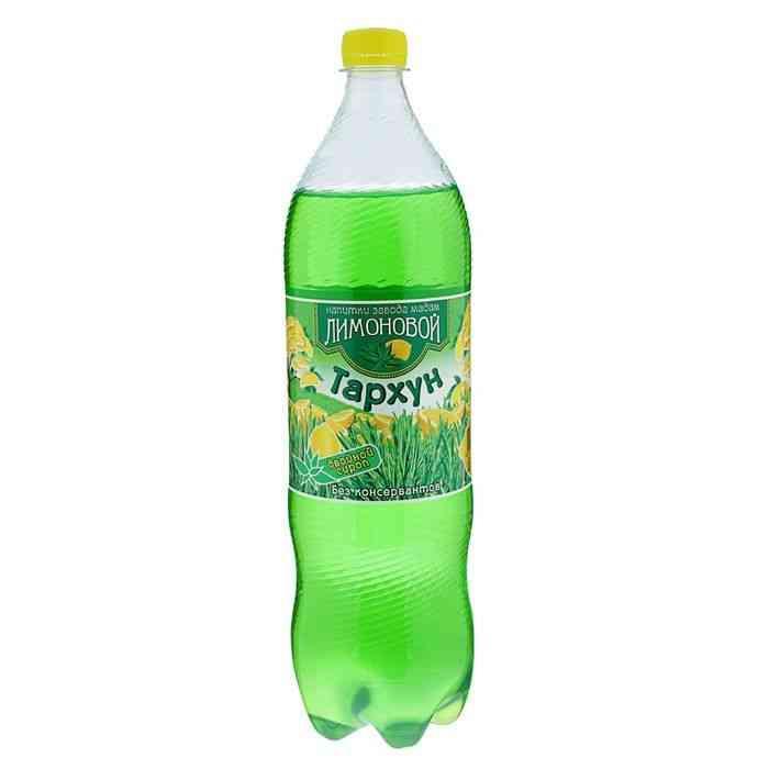 Газированный напиток Лимонадово