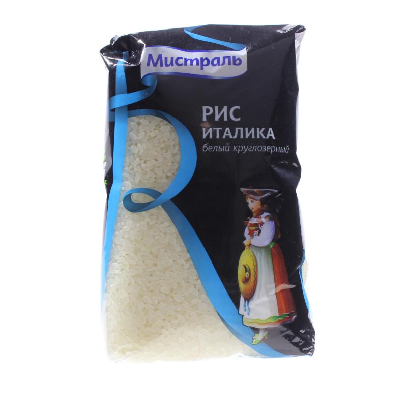 Крупа рисовая Мистраль Италика