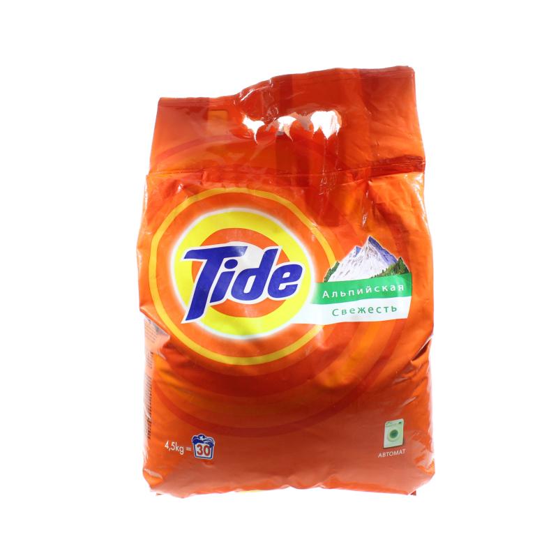 Стиральный порошок Tide Альпийская свежесть автомат