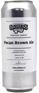 Пиво Salden's Pecan Brown Ale 6,5%