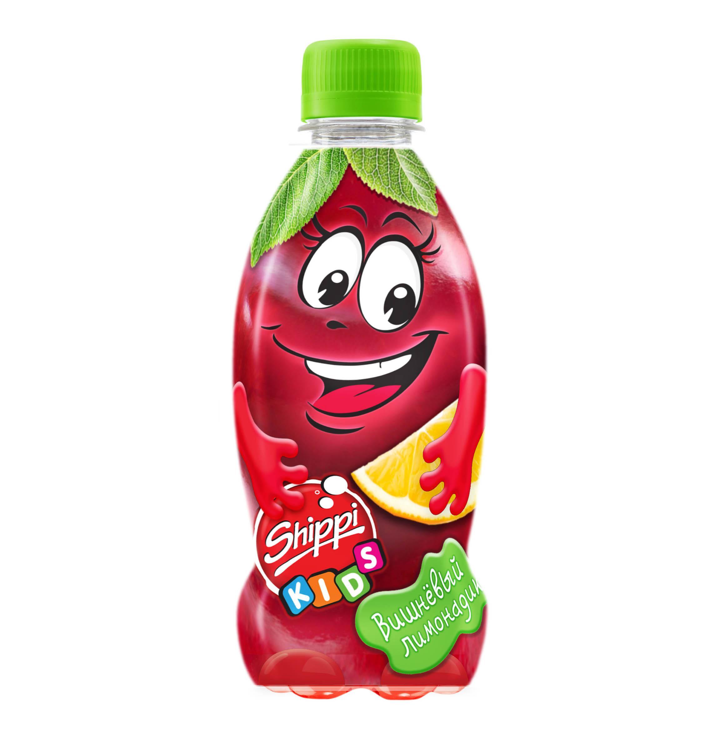 Напиток Фикси Shippi for kids вишневый лимонадик