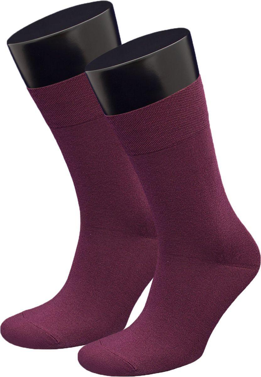 Носки мужские 15SC3 бордовые 27 размер