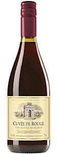 Вино Cuvee de Rouge красное сухое