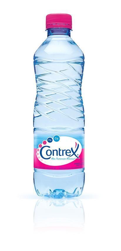 Вода Contrex минеральная негазированная