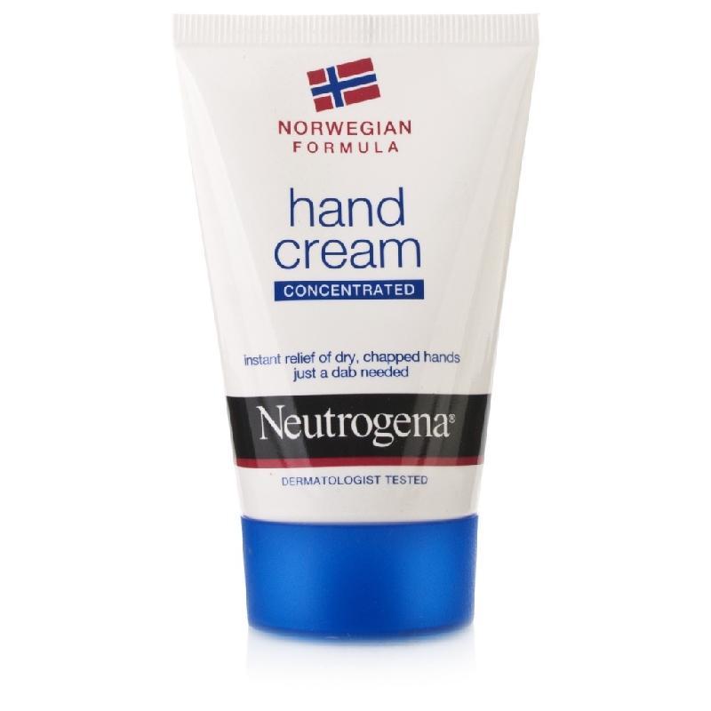 Крем для рук Neutrogena С запахом