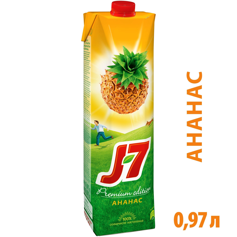 Сок J7 Ананас