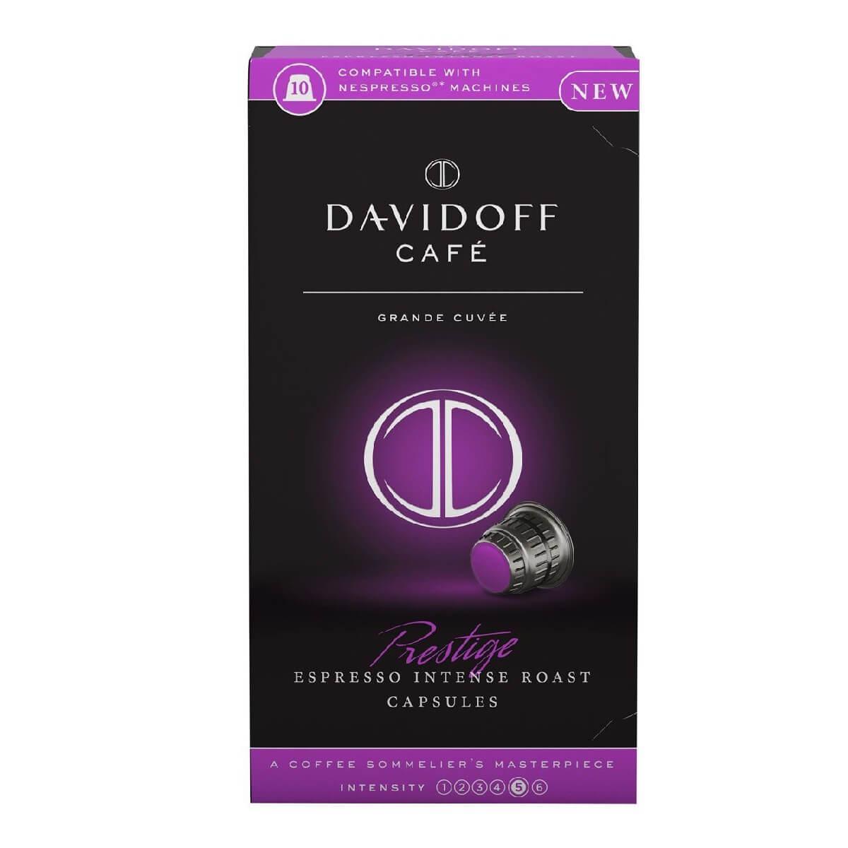 Кофе Davidoff Cafe Prestige Espresso в капсулах