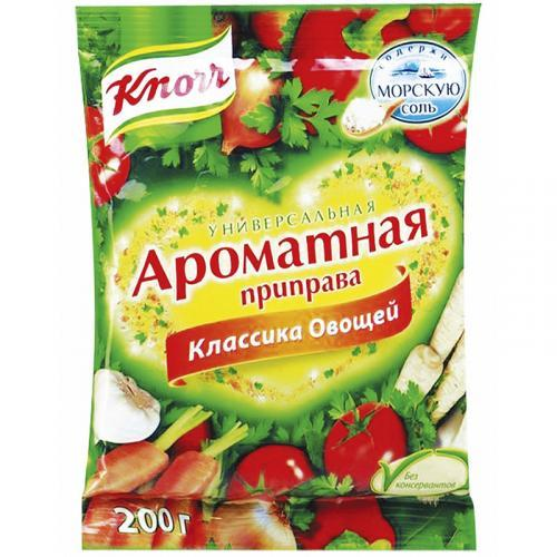 Приправа Knorr Классика овощей