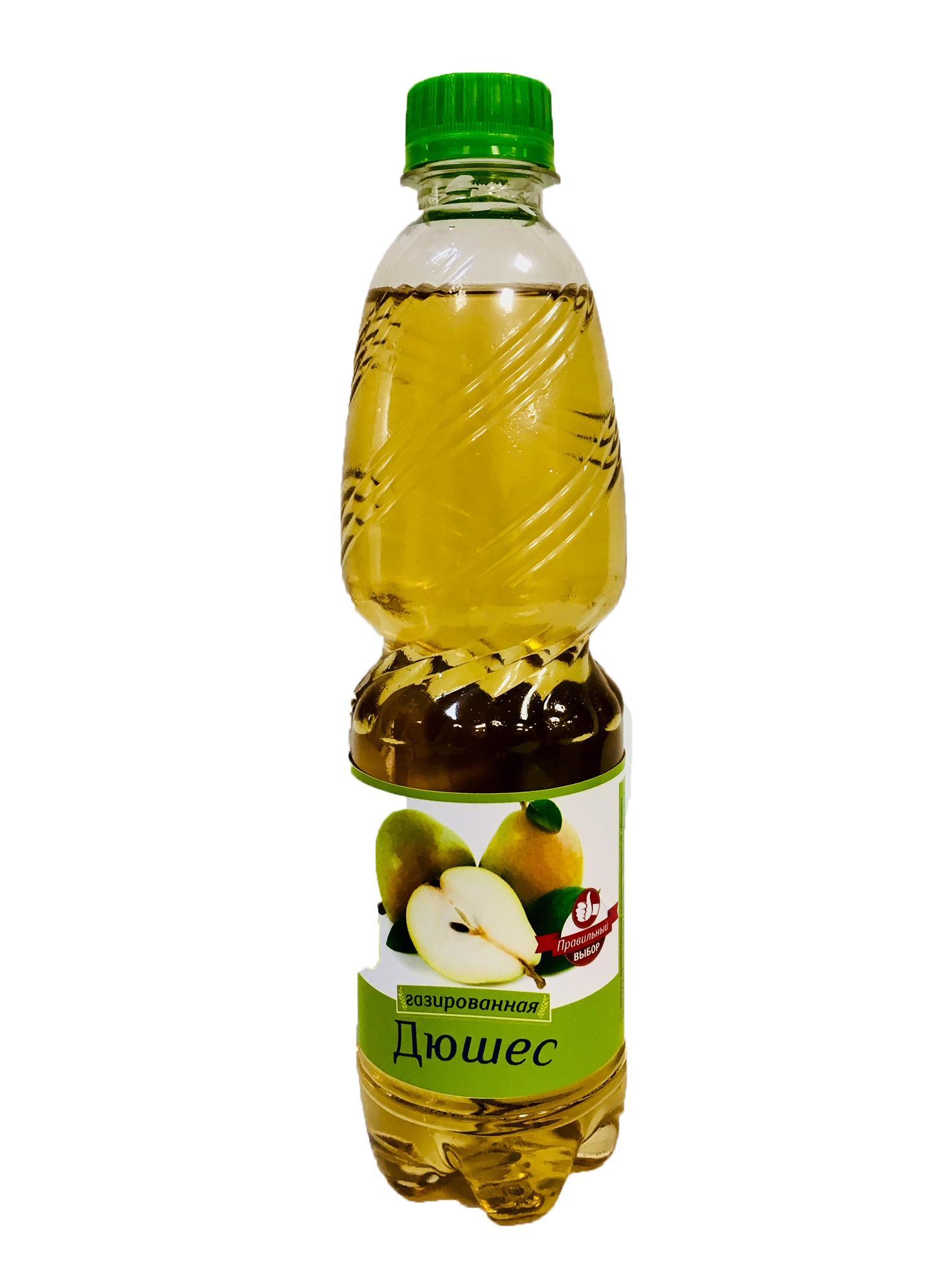 Газированный напиток Эльбрус Дюшес