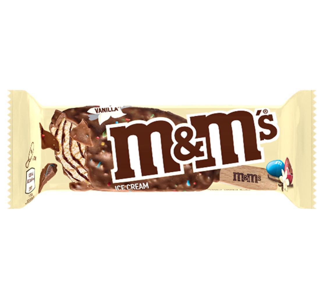 Мороженое M&M's Эскимо Vanilla