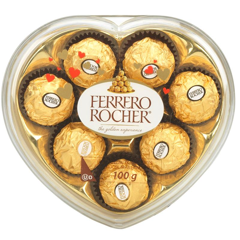 Конфеты Ferrero Rocher Сердце