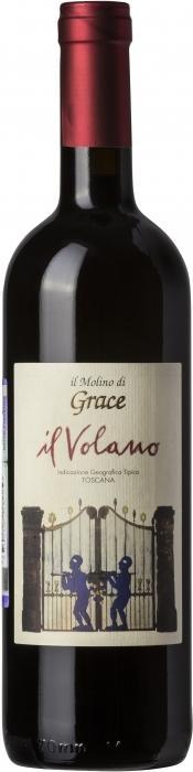 Вино Волано / Volano,  Мерло, Санджовезе,  Красное Сухое, Италия