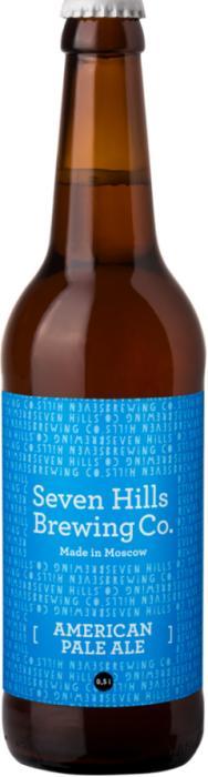 Пиво Американский светлый эль / American Pale Ale, Россия