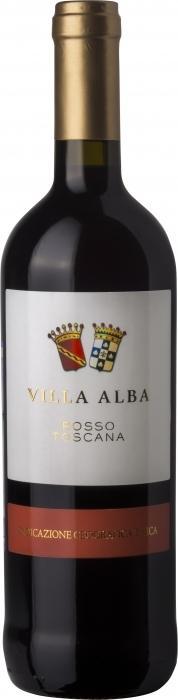 Вино Россо Тоскана / Rosso Toscana,  Мерло, Каберне Совиньон, Санджовезе,  Красное Сухое, Италия