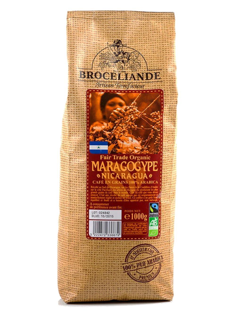 Кофе Broceliande Nicaragua сублимированный 200 г.